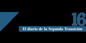 Logo Diario 16
